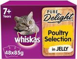 Whiskas 7+ Cat Pouches Pure Delight
