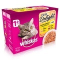 Whiskas Adult 1+ Pure Delight Cat Food