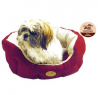 40 Winks Oval Small Dog Bed Sleepers
