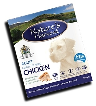 Nature's Harvest Adult Chicken & Brown Rice Dog Food