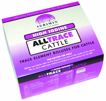 Agrimin High Iodine AllTrace Cattle