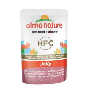 Almo Nature Wet Cat Food (In Jelly)