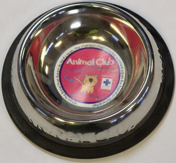 Animal Club Stainless Steel Cat Bowl