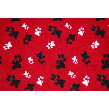 Animate Red Fleece Blanket