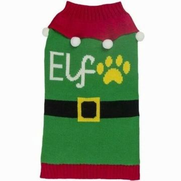 Animate Santa's Elf Jumper