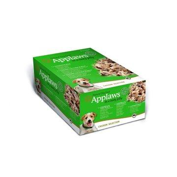 Applaws Natural Chicken in Jelly Selection Dog Food