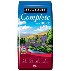 Arkwrights Complete Beef Dog Food