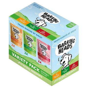 Barking Heads Variety Pack