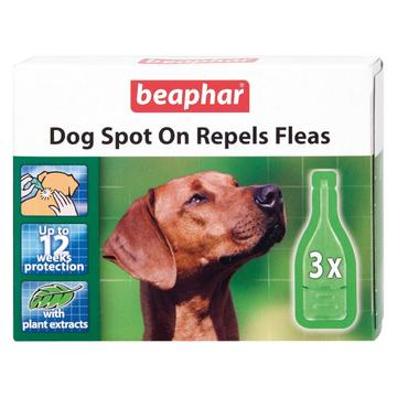 Beaphar Animal Care Flea Repellents & Shampoos for Dogs