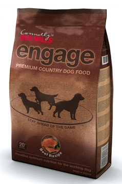 Connolly's Red Mills Engage Beef Dog Food