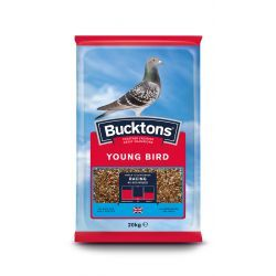 Bucktons Young Bird Pigeon Food
