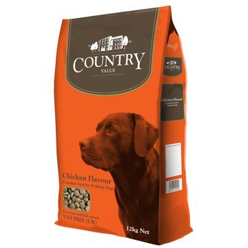 Burgess Country Value Dog Food