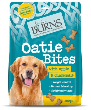 Burns Oatie Bites Dog Treats