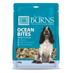 Burns Ocean Bites Dog Treats