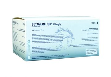 Butagran Equi 200mg/g, Oral Powder for Horses