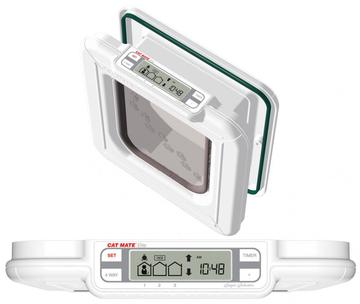 Cat Mate Elite Radio Frequency Super Selective Cat Flap