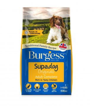 Burgess Supadog Adult Chicken Dog Food