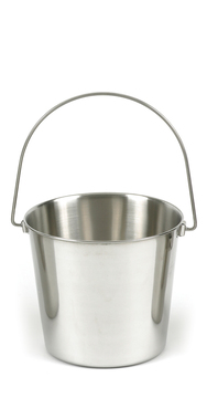 Classic Stainless Steel Pails