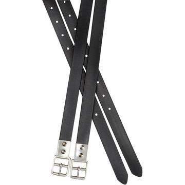 Collegiate Synthetic Strap Stirrup Leathers