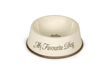 Designed by Lotte Ceramic Dog Food Bowl