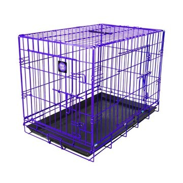Dog Life Large Double Door Crate
