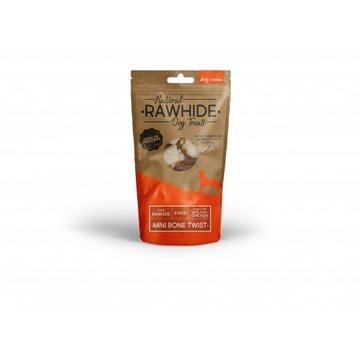Dog N Bone Rawhide Mini Bones Twist