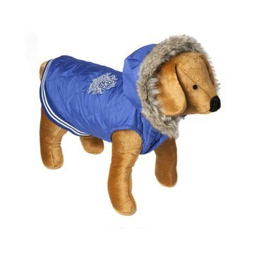 Doggy Things Waffle Coat