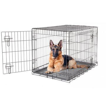Dogit Wire 2 Door Safety Dog Crate