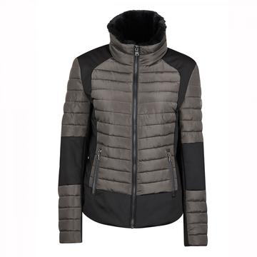 Dublin Black Maya Ladies Puffer Jacket