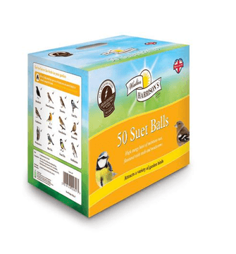 Harrisons Energy Boost Suet Balls
