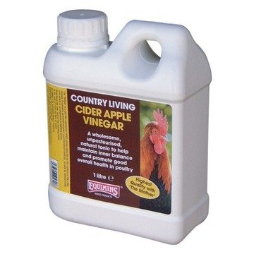 Equimins Cider Apple Vinegar for Poultry