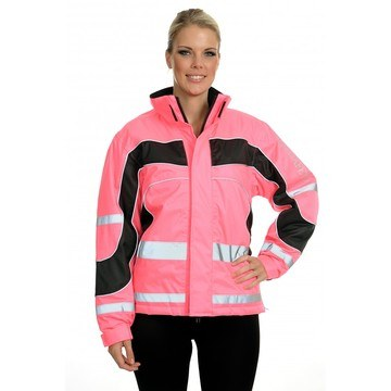 Equisafety Aspey Unisex Winter High Visibility Jacket