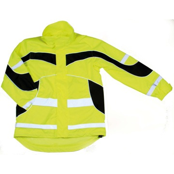Equisafety Lightweight Waterproof Hi-Vis Jacket