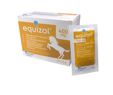 Equizol 400 mg gastro-resistant granules for horses