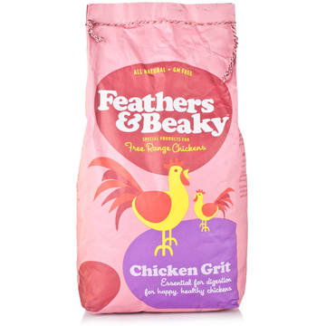 Feathers & Beaky Free Range Chicken Grit