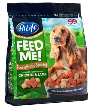 HiLife Dog Food Feed Me Something Special