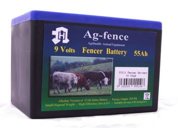 Fenceman Batteries