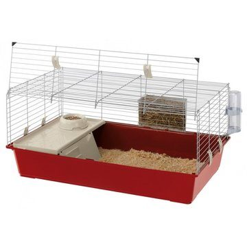 Ferplast Rabbit 120 Cage Mixed Colours