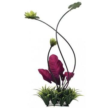 Fluval Chi Lily Pad & Plant Grass Ornament