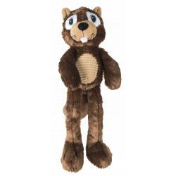 FOFOS Snuggle Racoon Dog Toy