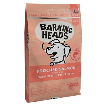 Barking Heads Pooched Salmon Adult Dry Dog Food