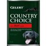 Gelert Country Choice Chunks in Jelly Canned Dog Food