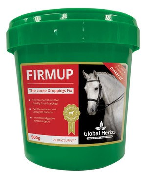 Global Herbs Firm Up for Horses