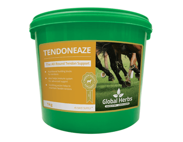 Global Herbs TendonEaze for Horses