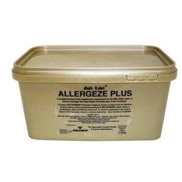 Gold Label Allergeze Plus for Horses