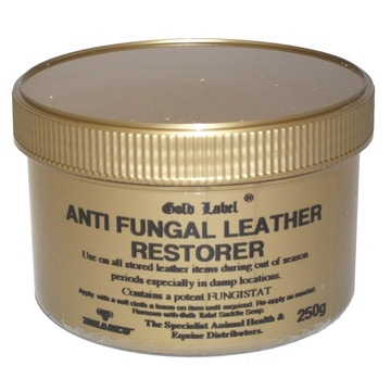 Gold Label Anti Fungal Leather Restorer