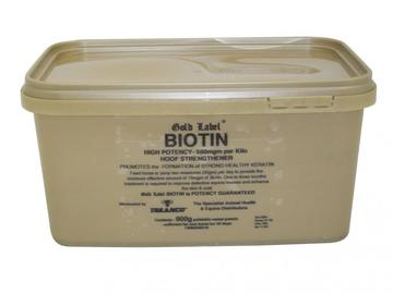 Gold Label Biotin for Horses