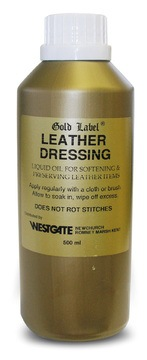 Gold Label Leather Dressing