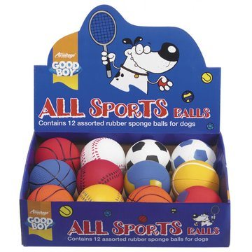 Good Boy All Sports Balls for Dogs