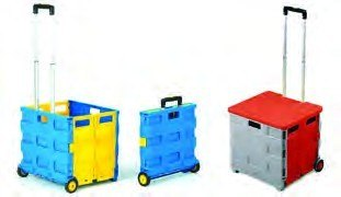 GPC Folding Box Truck With Lid